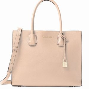 Michael Kors Large Mercer in Oyster